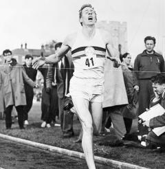 Roger Bannister Four Minute Mile